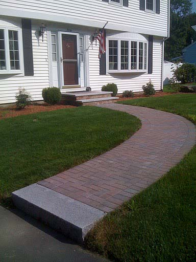 Residential Masonry Contractor: Walkway Contractor In Massachusetts